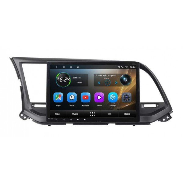 GPS Hyundai Elantra screen 10
