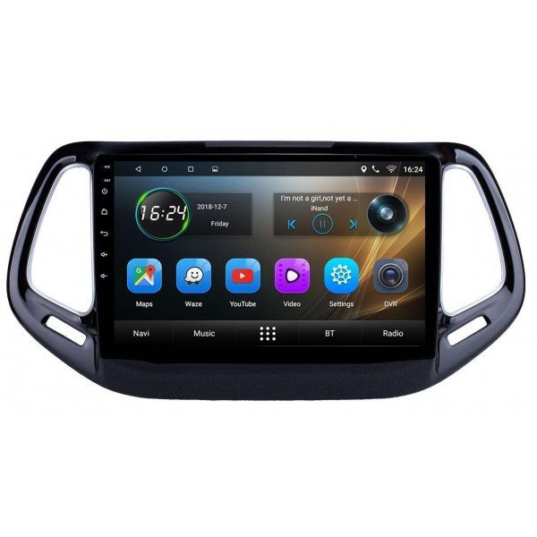 Radio GPS head unit Hyundai Elantra screen 10 Android TR3371