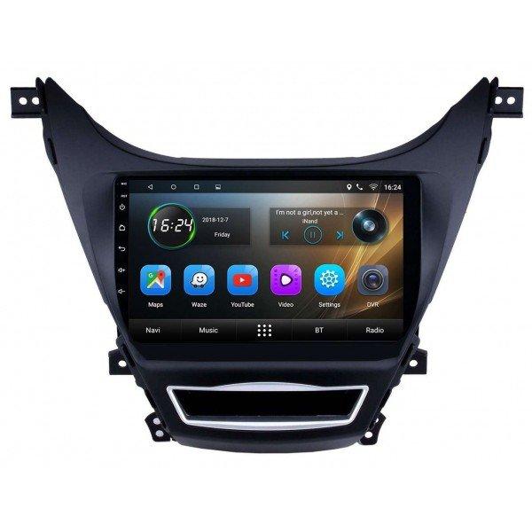 GPS Hyundai Elantra