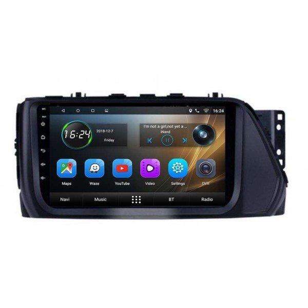 GPS Hyundai Verna