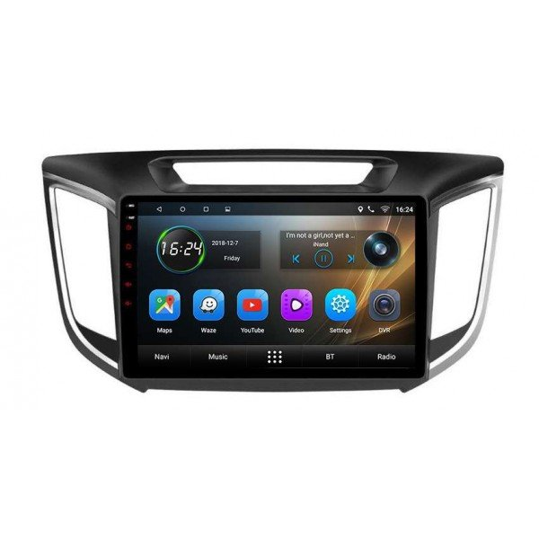 GPS Hyundai IX25 head unit