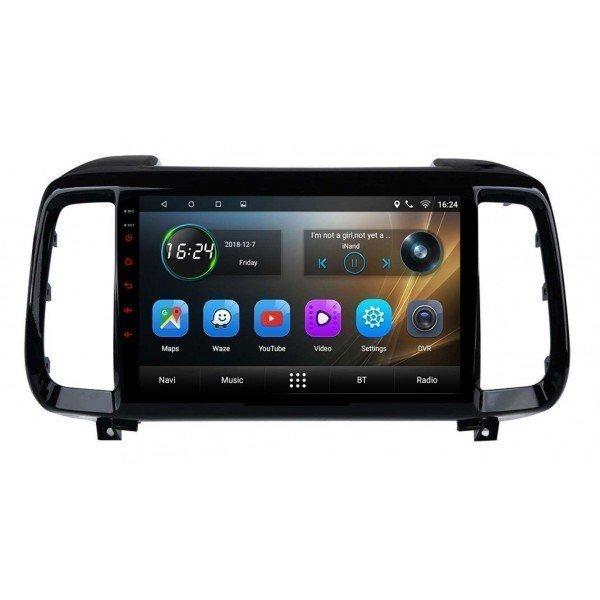 GPS Hyundai IX35 pantalla 9