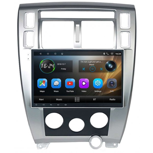 GPS Tucson aire Manual