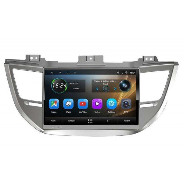 GPS Hyundai Tucson screen 10