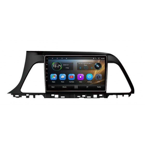 GPS Hyundai Sonata screen 9