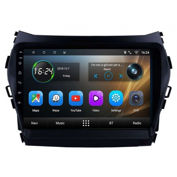 GPS Hyundai IX45 screen 9