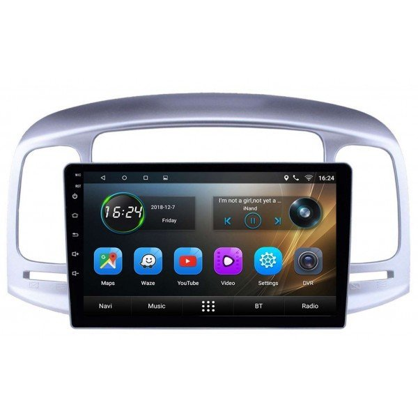 GPS Hyundai Accent screen 9