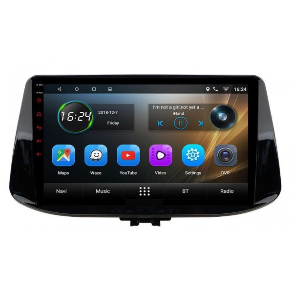 GPS Hyundai i30 head unit