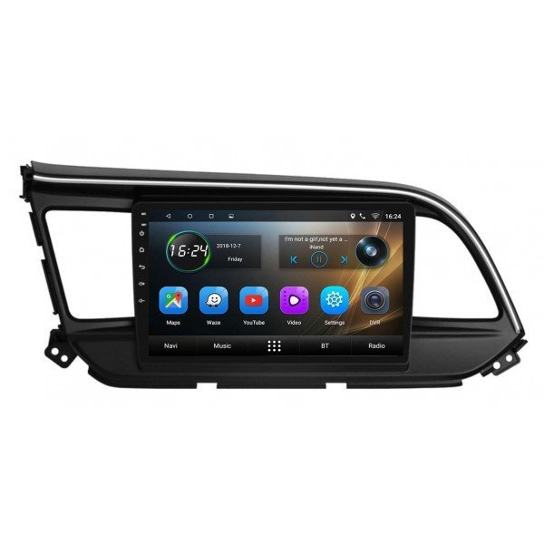 GPS Hyundai Elantra screen 9