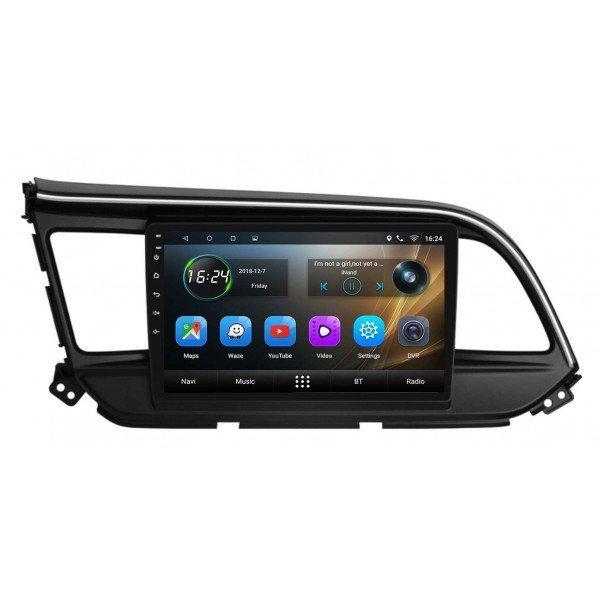 GPS Hyundai Elantra pantalla 9