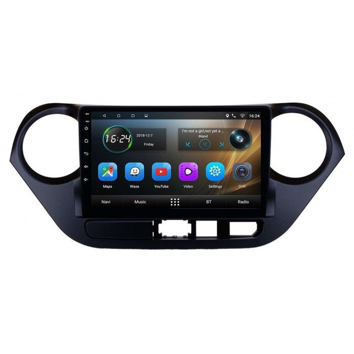 GPS Hyundai i10 head unit