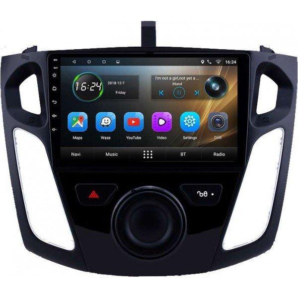GPS Ford Focus pantalla 10