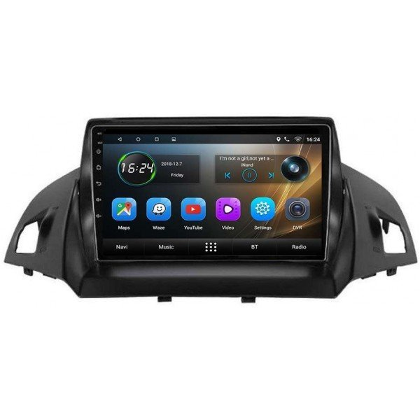 GPS Ford Kuga screen  9