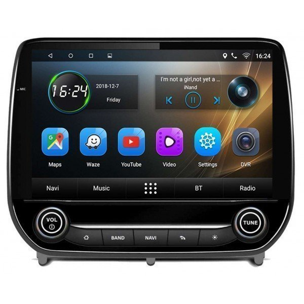 GPS Ford Ecosport pantalla 10