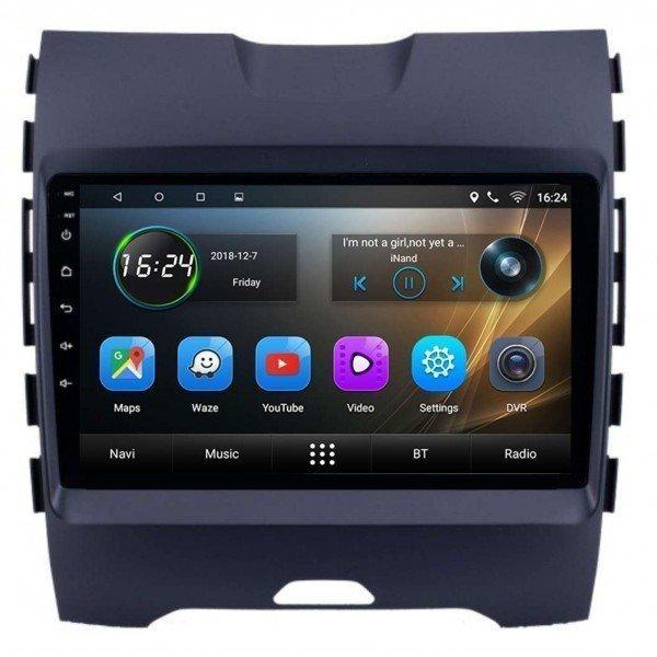 GPS Ford Edge pantalla 9
