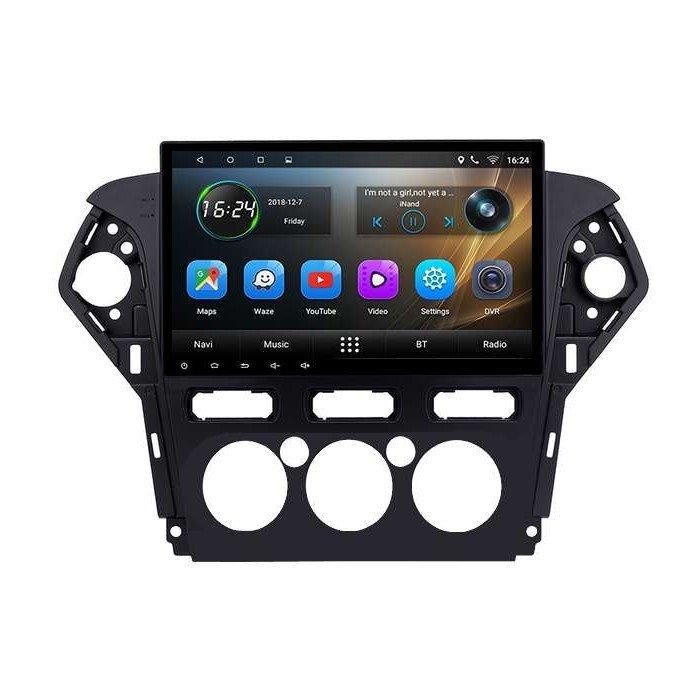 GPS Ford Mondeo air manual