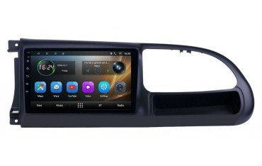 Radio GPS head unit Ford Transit screen 9 Android TR3400