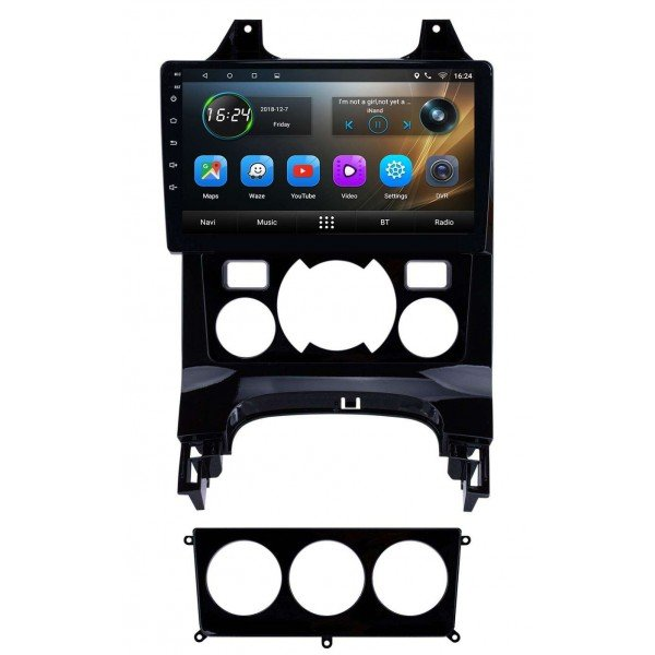 GPS Peugeot 3008 head unit