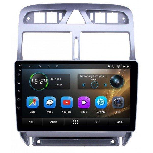 GPS Peugeot 307 head unit