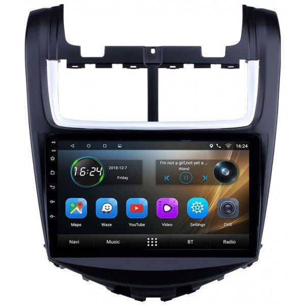 Radio navegador GPS Chevrolet Aveo pantalla 9 Android TR3409