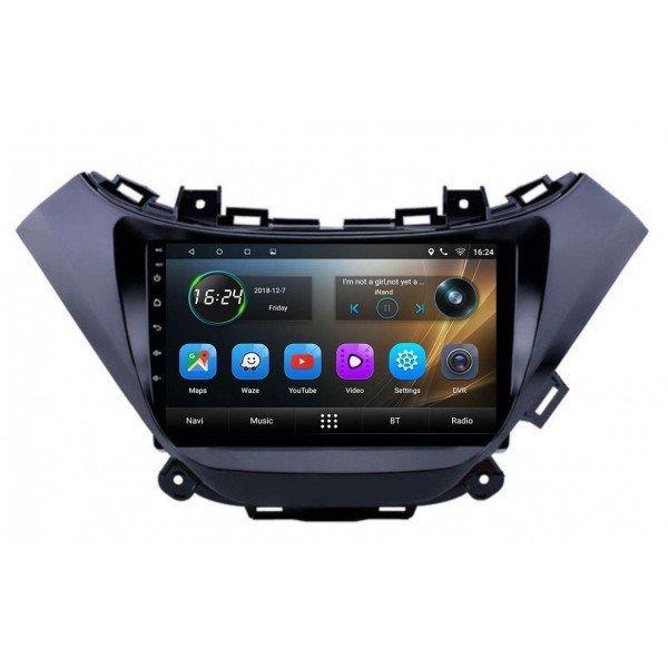 Radio navegador GPS Chevrolet  Malibu pantalla 9 Android TR3410