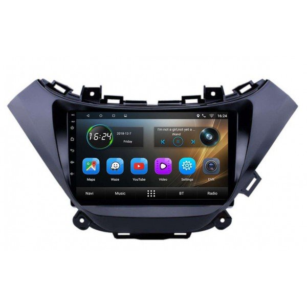 GPS Chevrolet  Malibu head unit