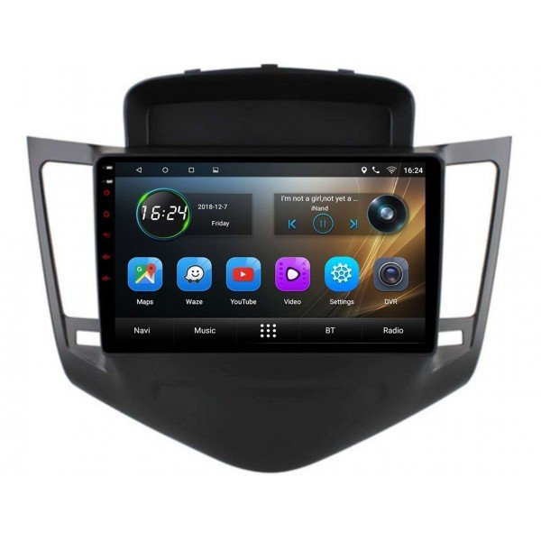 GPS Chevrolet Cruze screen 9