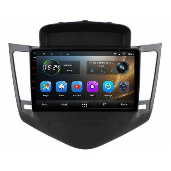 GPS Chevrolet Cruze pantalla 9
