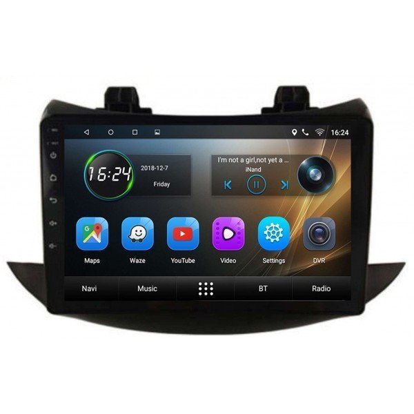 GPS Chevrolet Trax head unit
