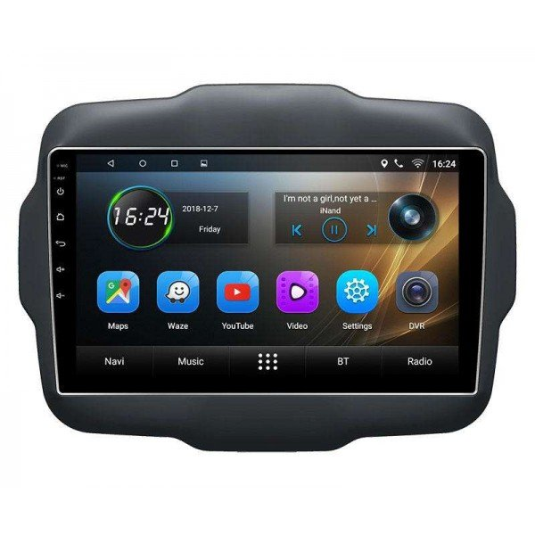 GPS Jeep Renegade