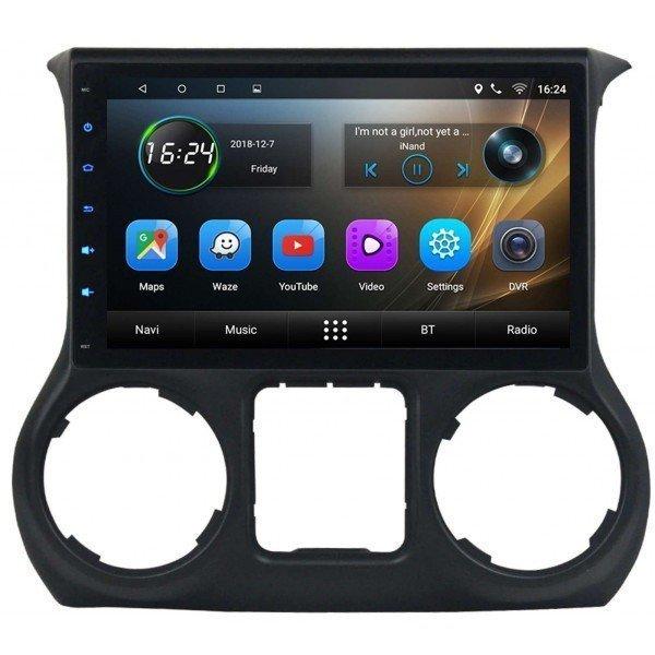 GPS Jeep Wrangler