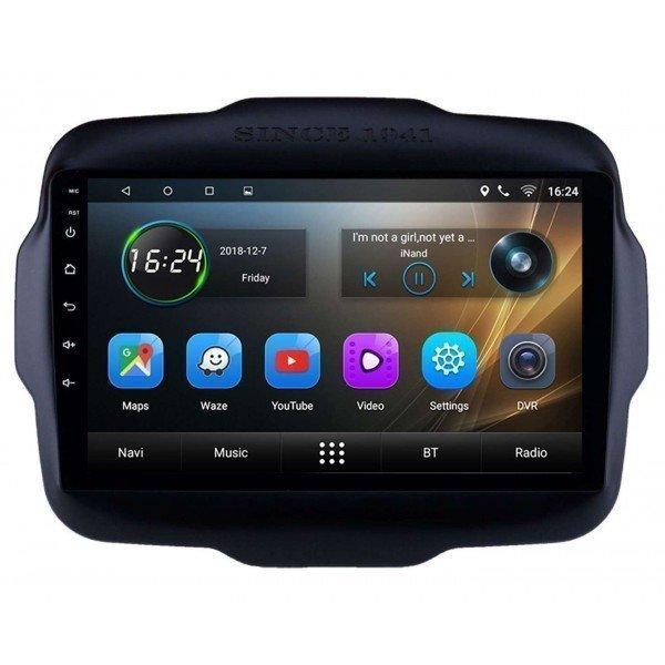 GPS Jeep Renegade pantalla 9