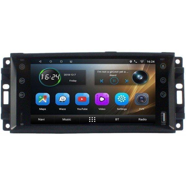 Radio navegador GPS Jeep pantalla 7 Android TR3424