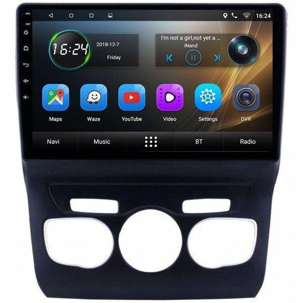 GPS Citroen C4