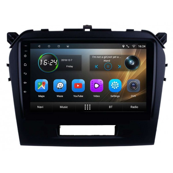 GPS Suzuki Grand Vitara head unit