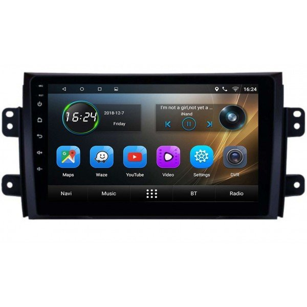 GPS Suzuki SX4 head unit