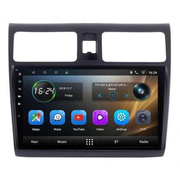 Radio navegador GPS Suzuki Swift pantalla 10.2 Android TR3430