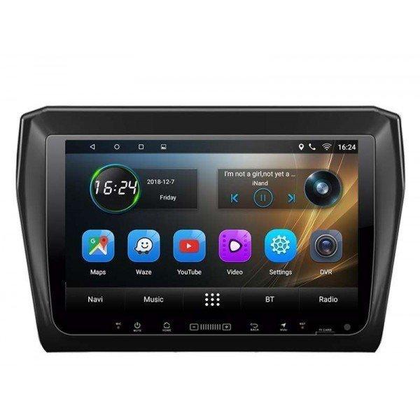 Radio navegador GPS Suzuki Swift pantalla 9 Android TR3431