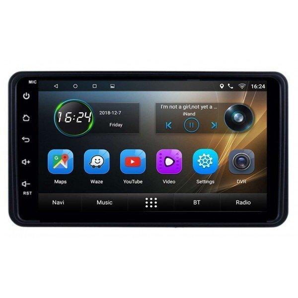 Radio GPS head unit Suzuki Jimny screen 9 Android