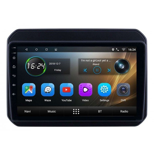 GPS Suzuki IGNIS