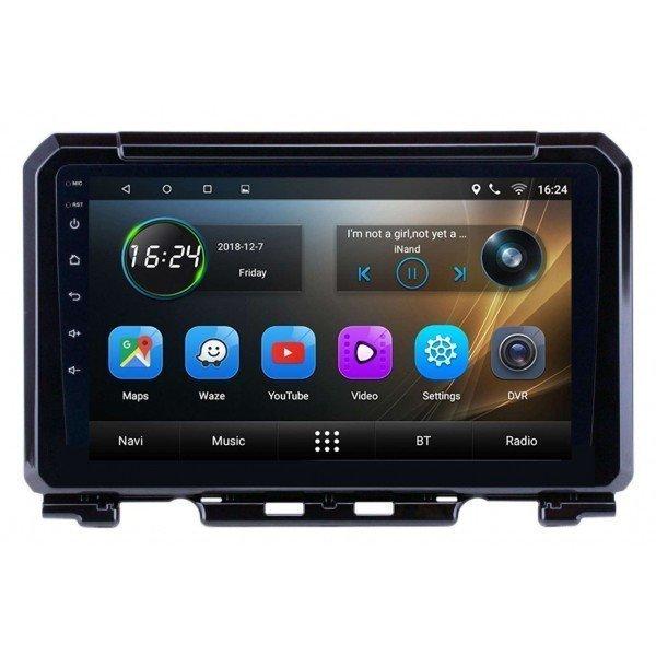 GPS Suzuki Jimny screen 9