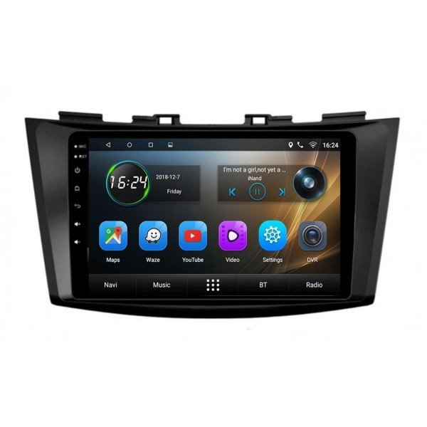 GPS Suzuki Swift pantalla 9