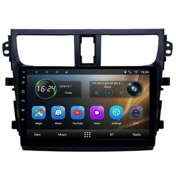 GPS Suzuki Celerio head unit