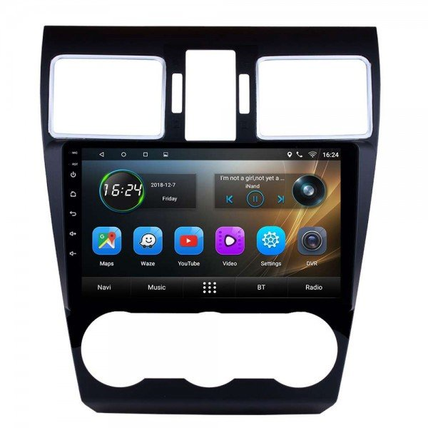 GPS Subaru  Forester  head unit