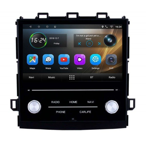 GPS Subaru XV head unit