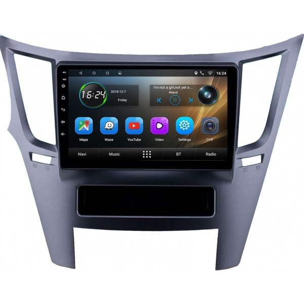 GPS Subaru Outback head unit