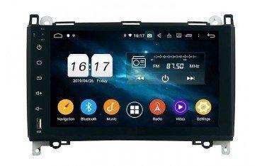 Radio GPS head unit Mercedes Benz A / B / Vito screen 9 Android TR3443