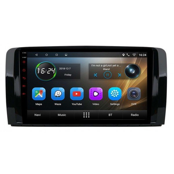 GPS Mercedes Benz R head unit