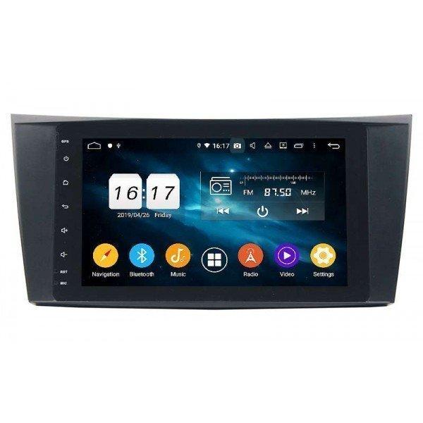 GPS Mercedes Benz E W211 head unit