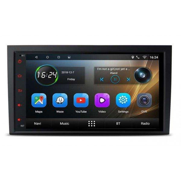 GPS Audi A4 pantalla 8